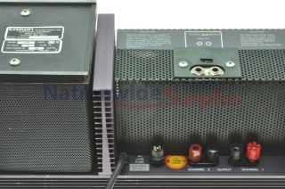 Vintage Crown D150A Integrated Stereo Power Amplifier