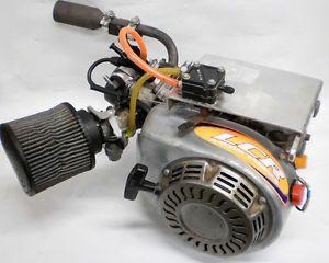 Go Kart Racing Engine Clone 6 5 Honda GX200 Complete Fuel Pump Top Plate Parts