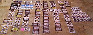 Individual Genealogy CDs Family Tree Maker Heritage ect from CD Collection