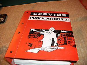 Original Agco ST35 ST40 Tractors Service Manual Iseki Engine Service Manuals