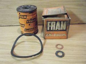 Fram CH330PL 58 59 292 Ford Truck Oil Filter Cartridge