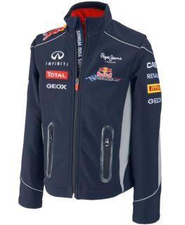 Authentic Infiniti Red Bull Racing F1 Team 2013 Toddler Junior Team Jacket