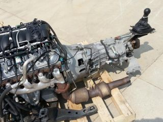 2010 2013 Camaro SS 6 2 L Engine Motor Transmission T6060 Manual LS3 LS2 LS7