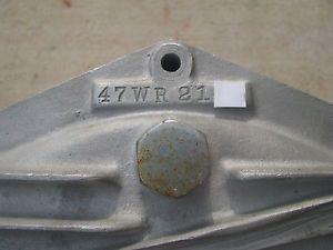 Harley Davidson WR Engine Cases 1947 WLDR Flathead 45