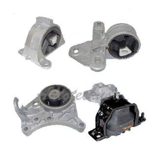 01 06 Chrysler Dodge Plymouth Transmission Engine Mounts at 2926 2927 2928 2925