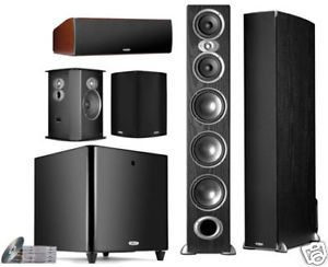Polk Audio Speaker System RTI A9 Home Theater System 047192113071