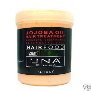 Una Hair Food Jojoba Oil Hair Treatment 1000ml 34oz