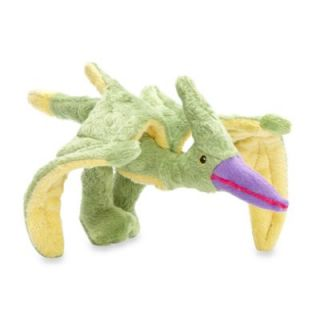 Go Dog™ Mini Terry Flying Dinosaur Pterodactyl Squeaker Toy with