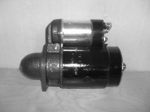 3630 Starter for Chevrolet GMC Pontiac Older Models 6 Cyl Engines 1107552