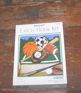 Caron Latch Hook Kit