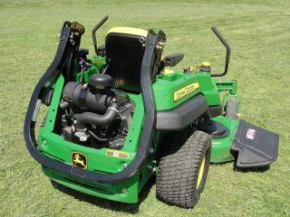 2011 11 John Deere Zero Turn Z720A Mower Green 37 Hours No Problems Runs Great