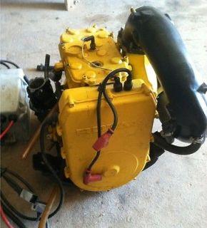 Sea Doo 580 Motor Engine Carbs Exhaust Electrical Box Long Short Block
