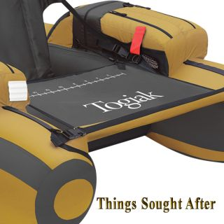 Togiak Fly Fishing Pontoon Float Tube Inflatable Personal Watercraft Belly Boat