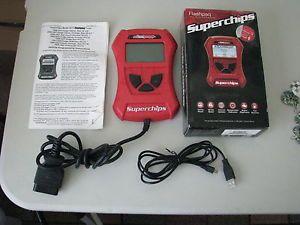 Superchips 3815 Flashpaq Programmer Dodge Chrysler Jeep Gas Engines