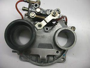 Skidoo Summit MXZ 670 Formula Engine Rotax Rotary Valve Oil Pump Intake 583