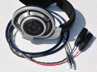 Moon Audio 5' Blue Dragon V3 Sennheiser HD800 XLR Cable