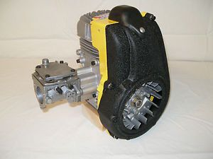 Vintage Go Kart McCulloch MC91B Mac Racing Engine Motor