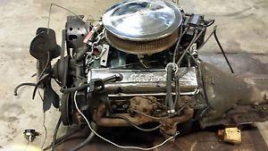 SBC Edelbrock Carburetor Ford Chevy Carb 350 454 396 Mopar 1407