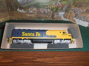 HO Scale Athearn Santa FE Diesel Train Engine RD 5903