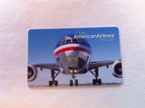 American Airlines Gift Card $100