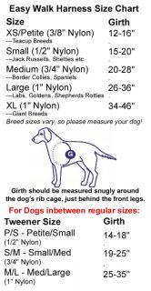 Easy Walk Harness Dog Premier Gentle Leader No Pull