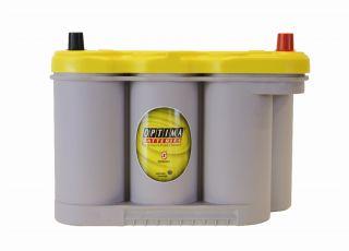 Optima Batteries 8037 127 Yellowtop Deep Cycle Battery