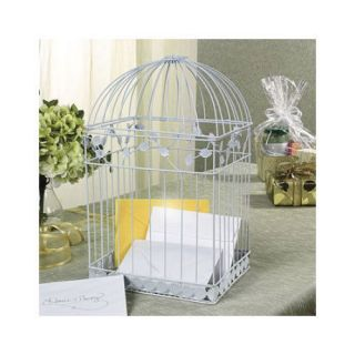 Birdcage Gift Card Holder Wedding Card Boxes Money Card Box