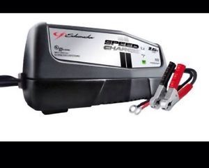 Schumacher 1 5 Amp Fully Automatic Power Charger Maintainer Automotive Battery
