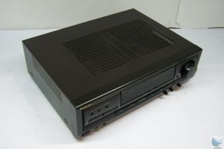 Technics SA EX300 5 1 CH AV Receiver Am FM Tuner Tested Working