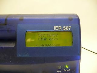 Ier 567 567b01 Atb Thermal Airline Barcode Ticket Boarding Pass