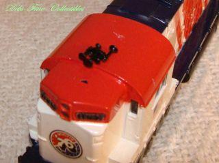Train Tyco Vintage Alco 630 Super Spirit of '76 HO 246 1975 76