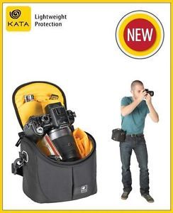 Kata Lite 433 DL New Shoulder Bag for A Compact DSLR with Lens Replaces DC 433