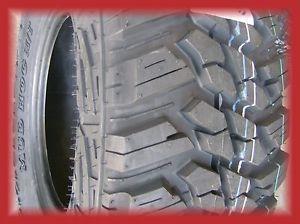 4 New Lt 285 70 17 Mud Hog Truck Tires 70R17 R17 Load Range E 10 Ply 2857017 M T
