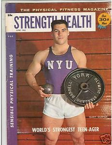 Strength Health Bodybuilding Muscle Fitness Magazine Gary Gubner 6 62