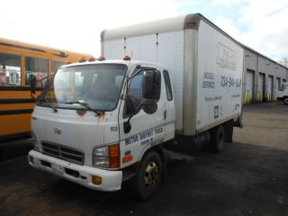 Detroit Diesel 638 Engine 2 Years Old and Low Miles LD15 Bering Hyundia