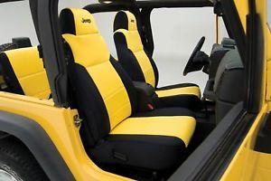 Jeep Wrangler TJ 2001 Coverking Neoprene Seat Covers