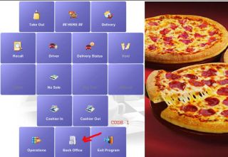 New Aldelo Lite POS Software for Restaurant Pizza Delivery Ordering POS System