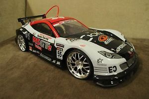 Free Gift Car Remote Control 1 10 RC Drift Car 2 Battery with Turbo Function