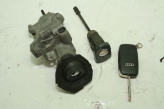 02 2002 Audi A4 B6 1 8 Ignition Lock Set with Key