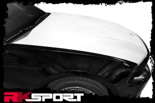 New Rksport Ford Mustang RAM Air Hood Only Fiberglass Car Body Kit 18015000
