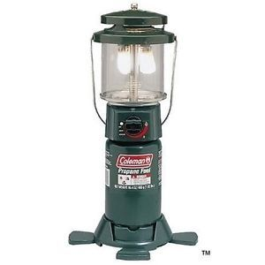 Coleman Propane Lantern Stove Globe Lamp Light Gas Camping Battery Hiking Primus