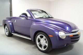 2004 Chevrolet SSR LS Power Heated Leather Bose Keyless Clean Carfax Kchydodge