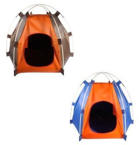 Portable Prefab Dog Tents Tent Type Dog House Indoor Outdoor Camping Fishing