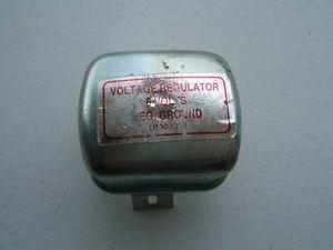 V11 Vintage Ford Tractor 6 Volt Positive Ground Voltage Regulator Generator