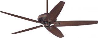 """Casablanca 28488 Fellini Cocoa Energy Star 72"""" Ceiling Fan w Remote Control"""