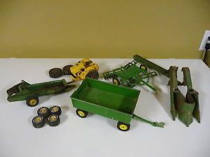 Vintage Tonka Toy Parts