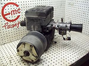 Hirth Engine Motor 650 Vintage AMF Ski Daddler Chaparral Arctic Cat Snowmobile