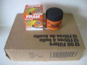Fram PH3614 Retail Box Oil Filter Case 12 Twelve