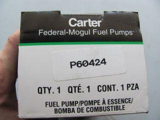 Carter P60424 Electric Fuel Pump Kit