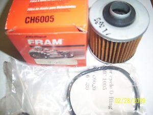 Fram CH 6005 CH6005 Oil Filter